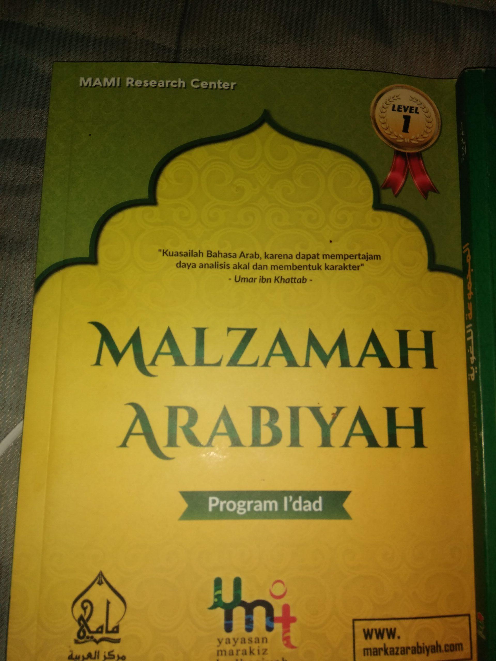 buku arabiyah